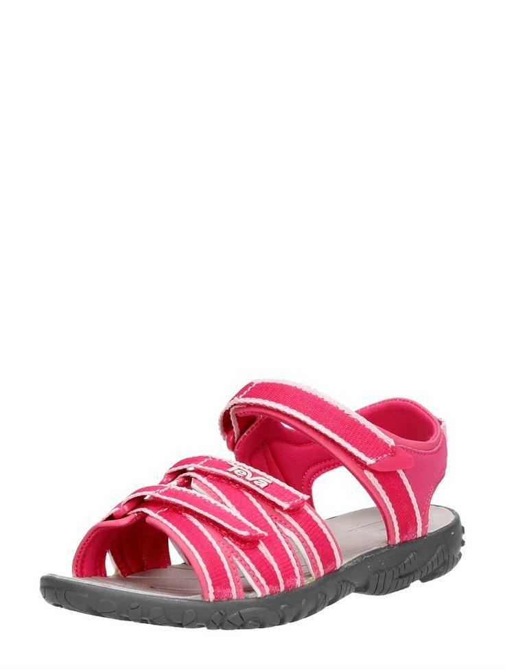 Teva Tirra roze meiden sandalen