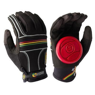 Protective Gear 36317: Sector 9 Bhnc Slide Gloves Rasta S M New -> BUY IT NOW ONLY: $31.95 on eBay!