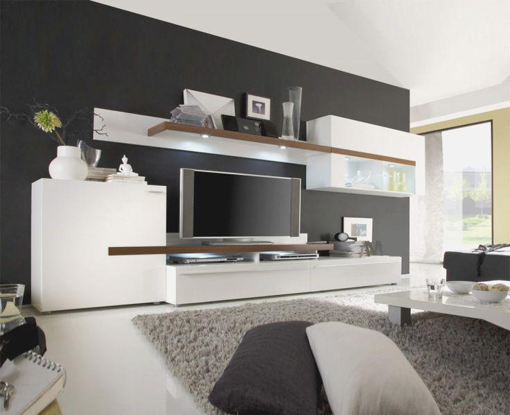 Die besten 25+ Braunes Wanddekor Ideen auf Pinterest Grau - wohnzimmer farben braun