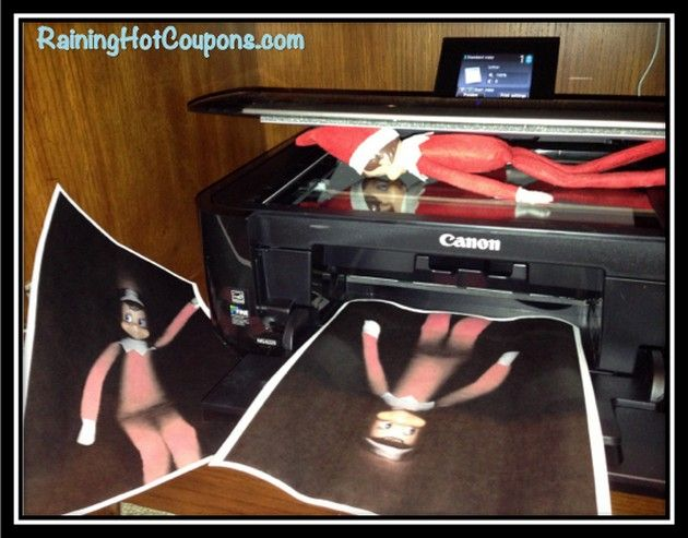 I want to do this one so bad! Lol – More Awesome Elf on the Shelf Ideas (35 Pics)