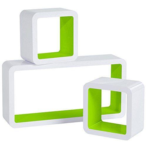 WOLTU RG9229gn Wandregal Cube Regal 3er Set Bücherregal R... https://www.amazon.de/dp/B00UH9TGHW/ref=cm_sw_r_pi_dp_U_x_uzAxAb6JYTCR1