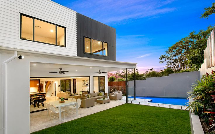 The 'new' style of family living | Scyon Wall Cladding And Floors