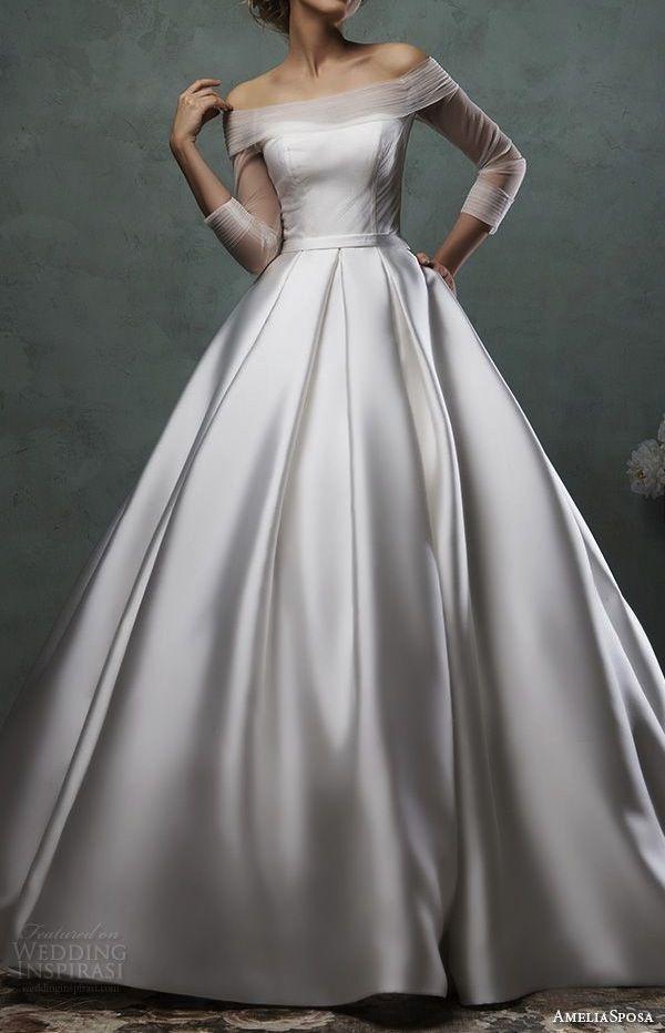 gown, gala, dress, wedding dress