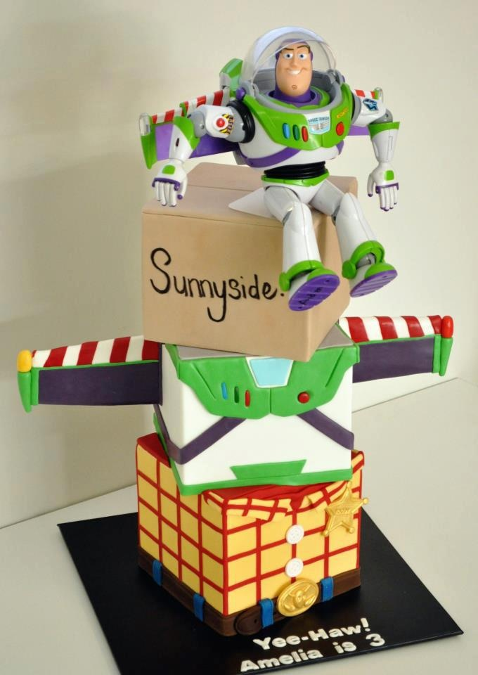 97 best Cakes - Toy Story images on Pinterest | Toy story ...