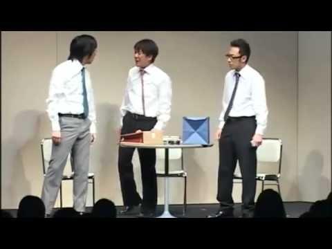 【お笑い・コント】東京03「お礼させてください」 - YouTube