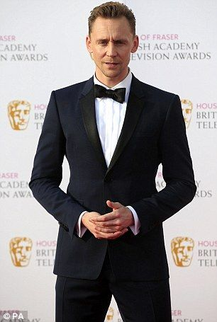 'Such a gentleman': Jamie revealed Tom Hiddleston - who plays Loki in the films - is 'such...