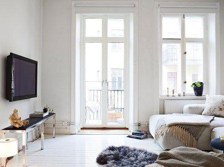 mural de salón muebles de ikea mesa de estudio de caballetes diseño de…