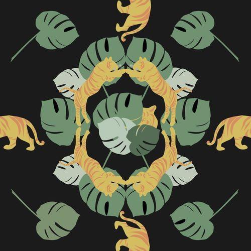 Image of Hunters Silk Scarf