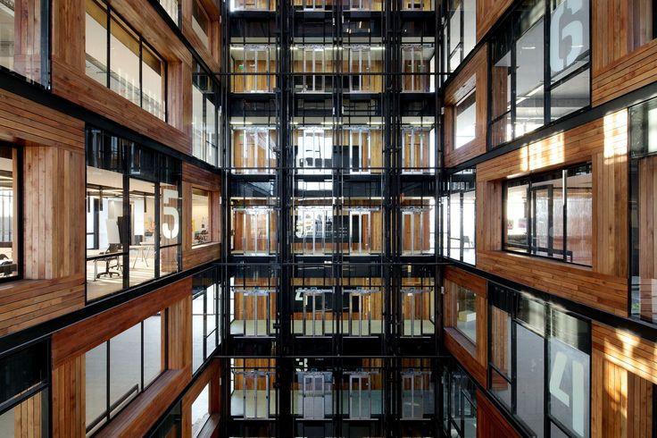 Gallery of Innovation Center UC - Anacleto Angelini / Alejandro Aravena | ELEMENTAL - 12