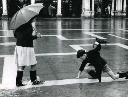GIANNI BERENGO GARDIN Venezia, Anni Cinquanta