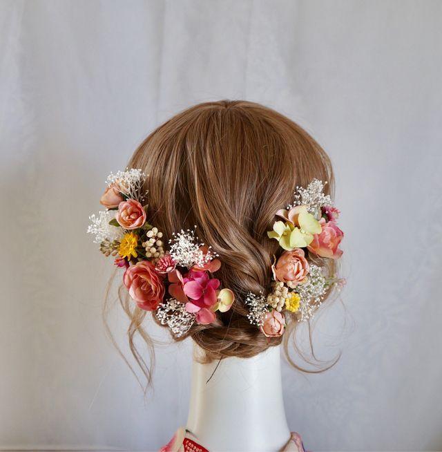 n様オーダー専用♡髪飾り 成人式 | ハンドメイドマーケット minne