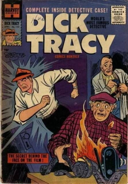 Dick Traceys Liebe