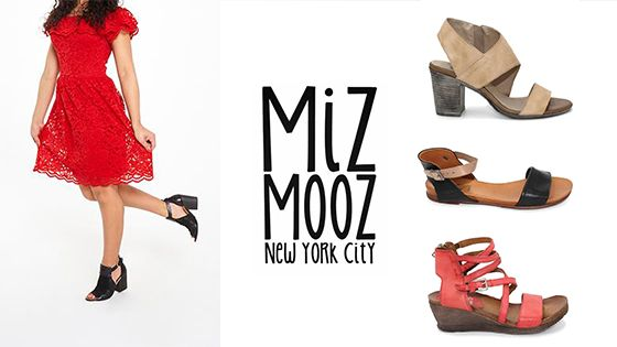 Our Favourite New Shoes by Miz Mooz | Now available at Ruby Tuesday Accessories in Whistler and online!