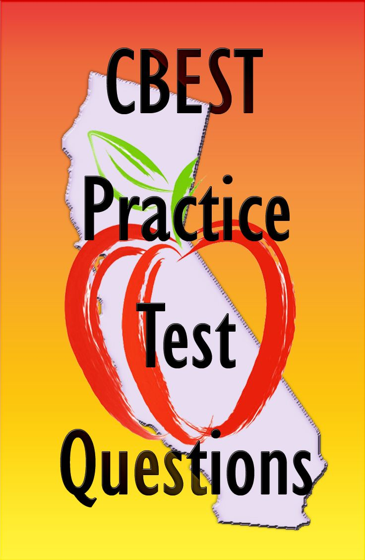 The California Basic Educational Skills Test (CBEST) is a standardized test administered throughout the state of California and Oregon for individuals who want to teach at public schools and gain a credential. The test is designed to provide information about basic proficiency in reading, mathematics, and writing. Take advantage of these free CBEST practice test questions to achieve a higher score on the CBEST exam. #cbest #teaching