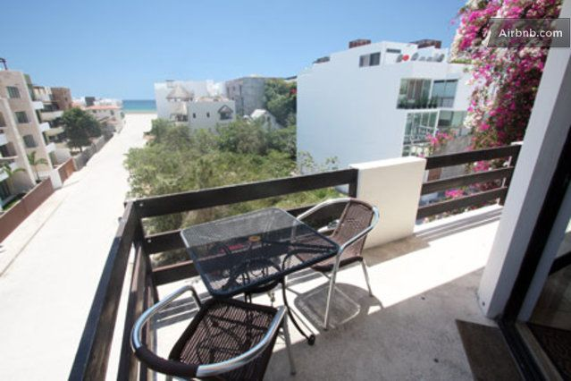 #4 1893$/MONTH Coco Beach PH Ocean View - Shailly in Playa del Carmen MY FAVOURITE OF THE DAY..