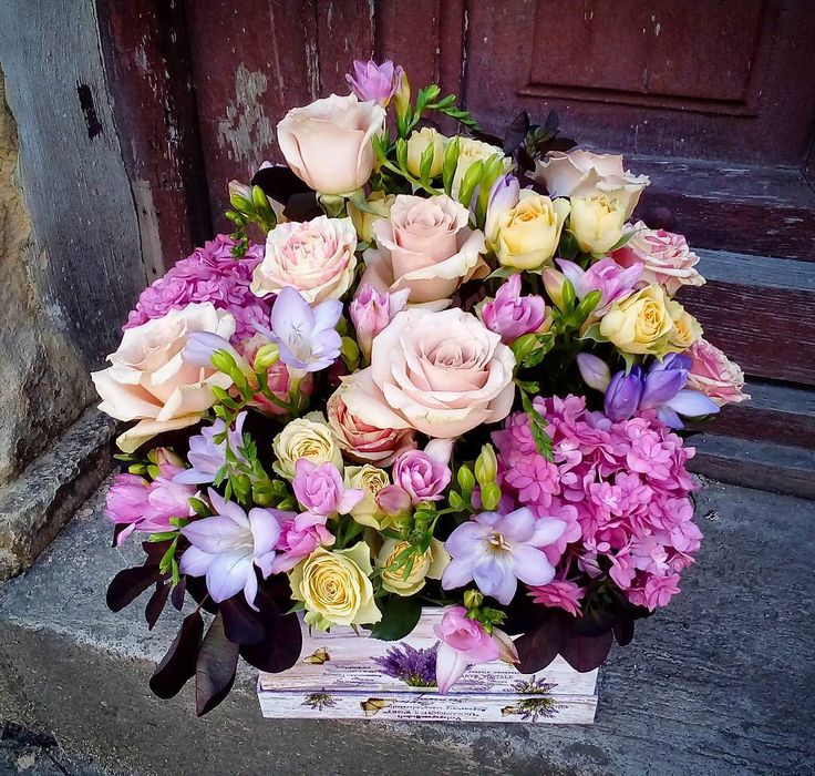"0 aprecieri, 1 comentarii - Floraria Dorothy's (@florariadorothys) pe Instagram: ""Happy Birthday!! #flowerbox #flowergift #cluj #clujnapoca #clujlife #clujcenter #floricluj…"""