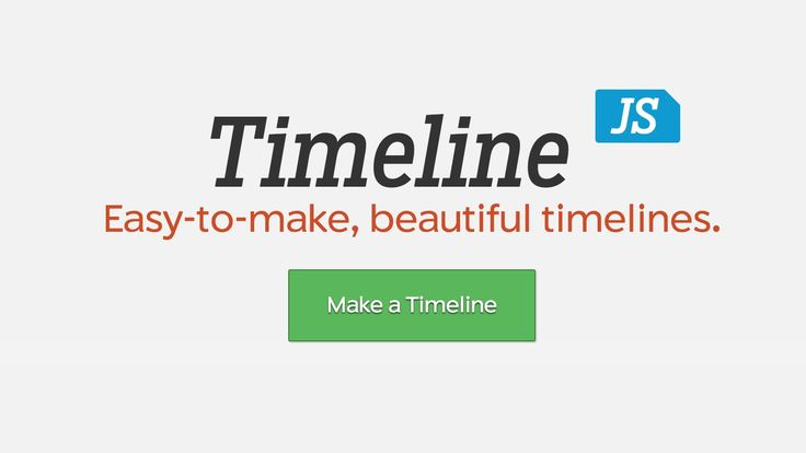 Timeline JS is an open-source tool that helps journalists build visually attractive timelines helping their readers easily understand the whole story. It's simple: fill out a Google spreadsheet template and drop in dates, links and associated media. The application's Embed Generator then creates code that you cut and paste into your website, allowing you to host the timeline.