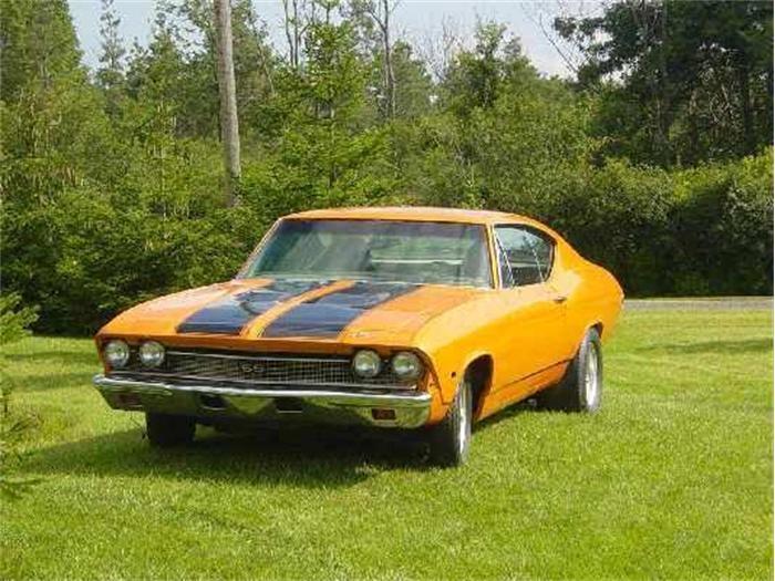 Best Classic Cars Chevrolet Chevelle Images On Pinterest