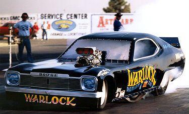 70s Funny Cars - Warlock
