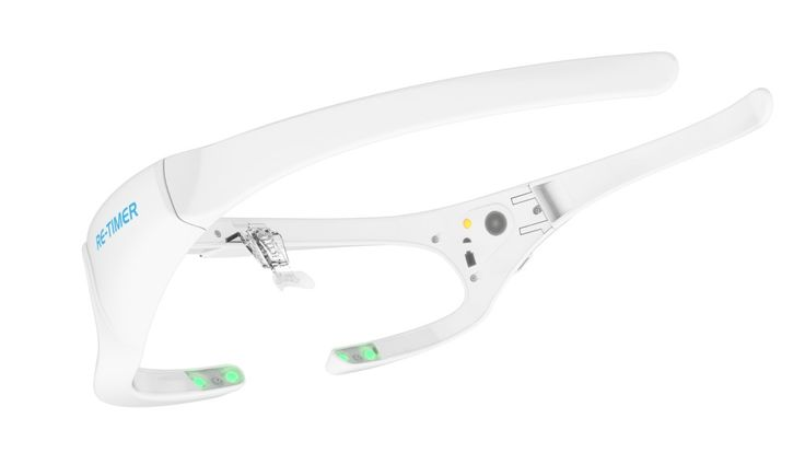 Re-Timer Light Therapy Glasses 6