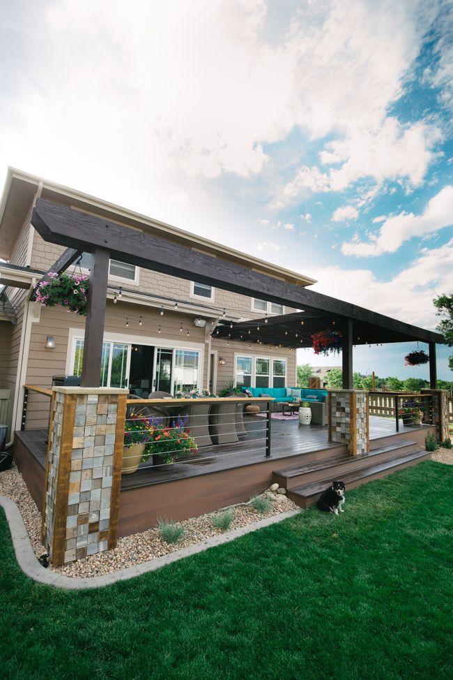 1000 ideas about deck posts on pinterest front porch. Black Bedroom Furniture Sets. Home Design Ideas