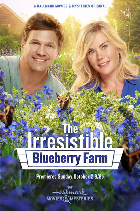 Its a Wonderful Movie - Your Guide to Family Movies on TV: Alison Sweeney, Shirley Jones, and Marc Blucas star in the Hallmark Movie 'The Irresistible Blueberry Farm'