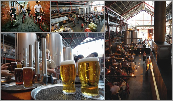 Little Creatures Brewery - Freemantle WA.  Make a Day of it - AMAZING
