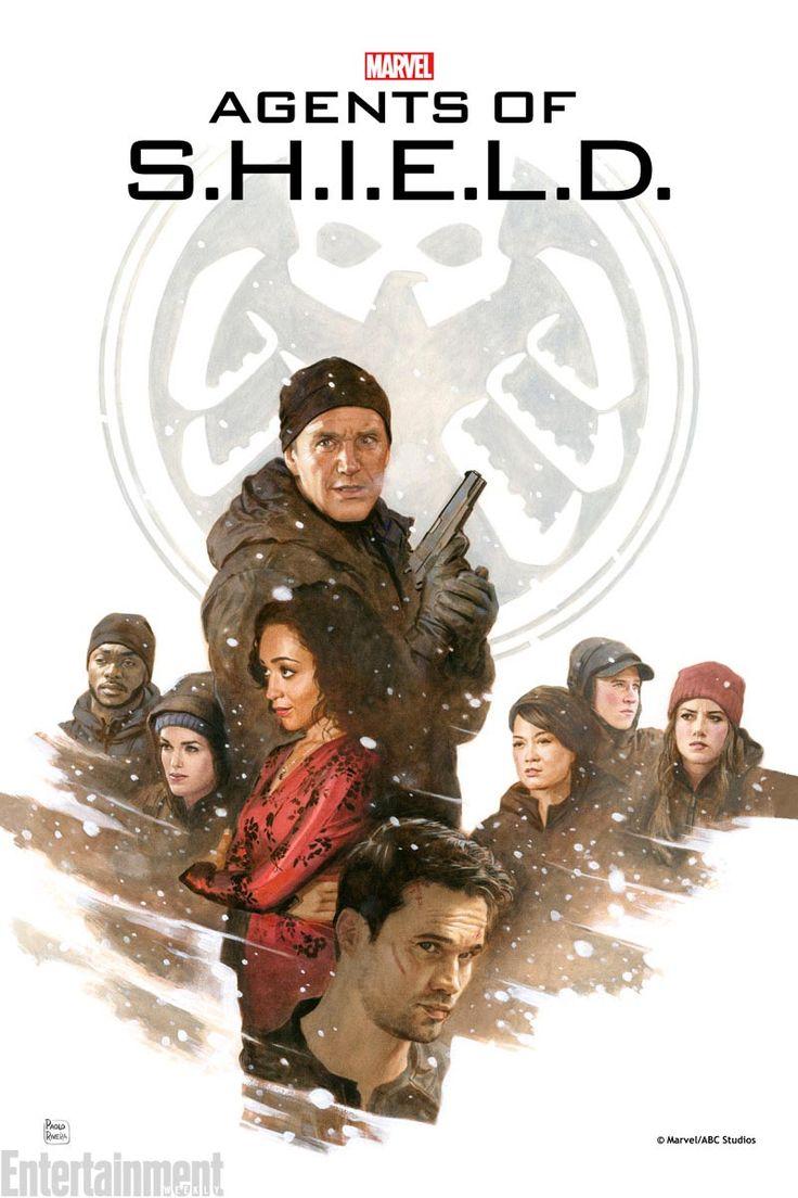 Marvel's Agents of S.H.I.E.L.D.: The Art of Level Seven    Providence * SYDRA