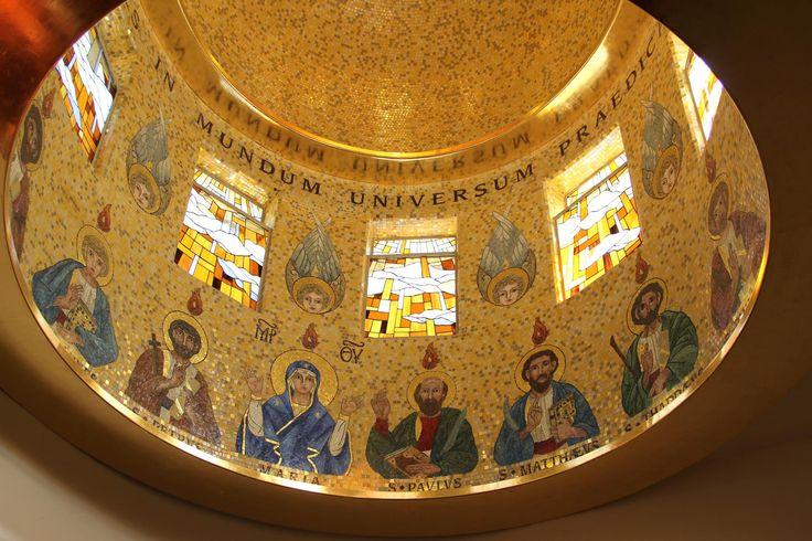 Arte sacro mosaico bizantino mexico arquitectura for Art mural nivelles