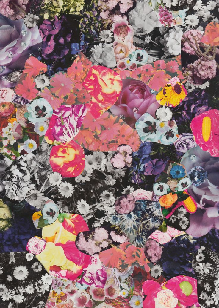 △Glass & Bones DIGITAL BLOG BY ALICE ALVA △ — magazine collage 2014 www.glassandbones.com