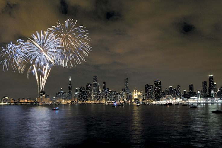Our New Year's Eve guide to ringing in the new year in Chicago, featuring events, parties, concerts and more of the best things to do when the ball drops.