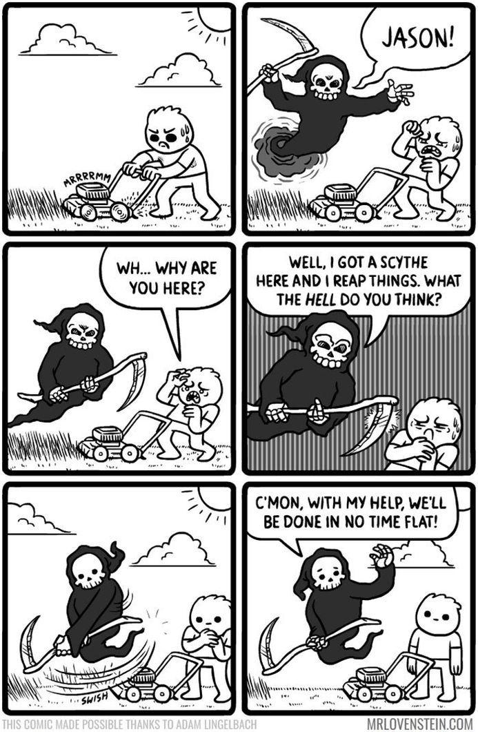 40 Demented Comics