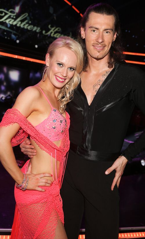 \\ Jutta Helenius & Tommi Evilä \\Dancing With The Stars Finland 2014 \\TTK