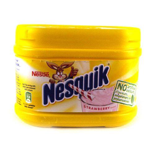 Nesquik Strawberry Milkshake Mix