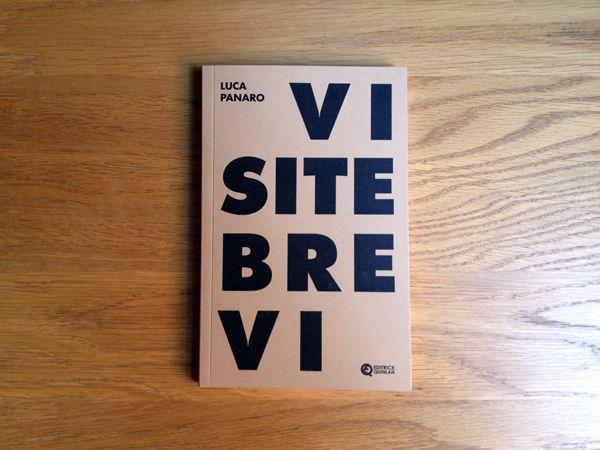 Luca Panaro, Visite brevi, Editrice Quinlan, 2015