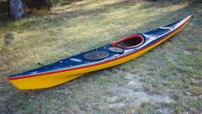 My favorite Australian made kayak... The Nadgee Expedition sea kayak. AKA the Benz of sea kayaks!