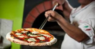 Pizza making class