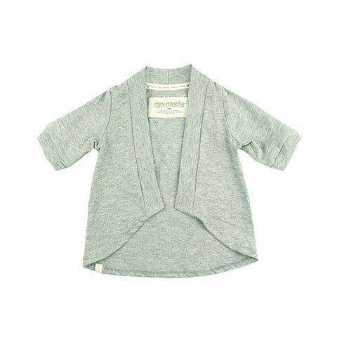 Capelet - mini mioche - organic infant clothing and kids clothes - made in Canada