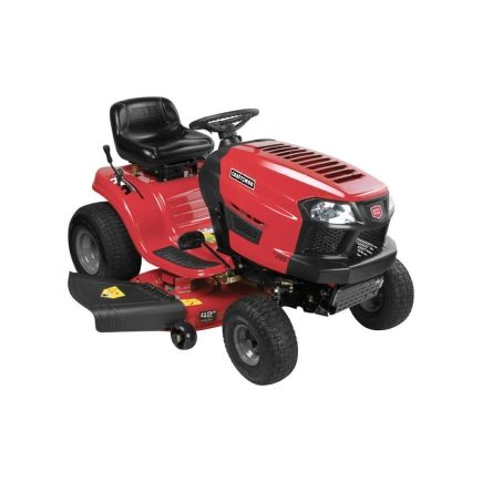 Craftsman 42 in 17 5 hp riding lawn tractor mulching for Craftsman 17 5 hp motor