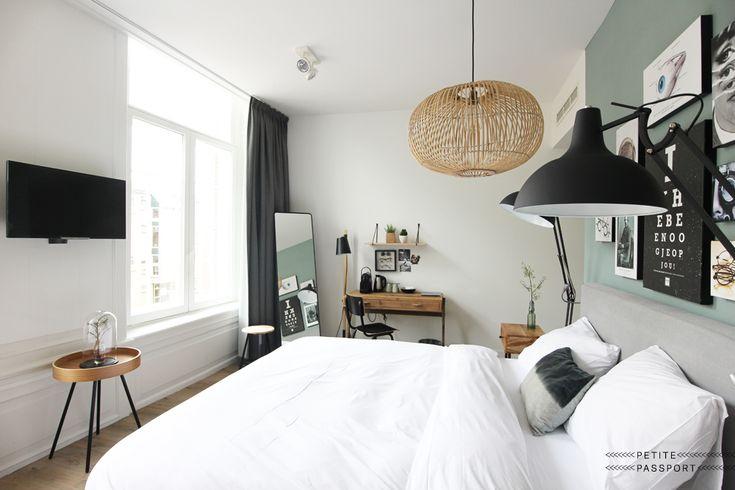 Petite passport eye hotel utrecht petite passport hotels new hostelling pinterest - Petit espace ontwerp ...