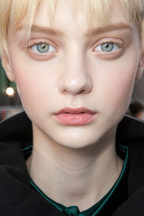 nastya kusakina backstage at cacharel spring 2013 I'm kinda infatuated with this woman oh my god, she's so gorgeous