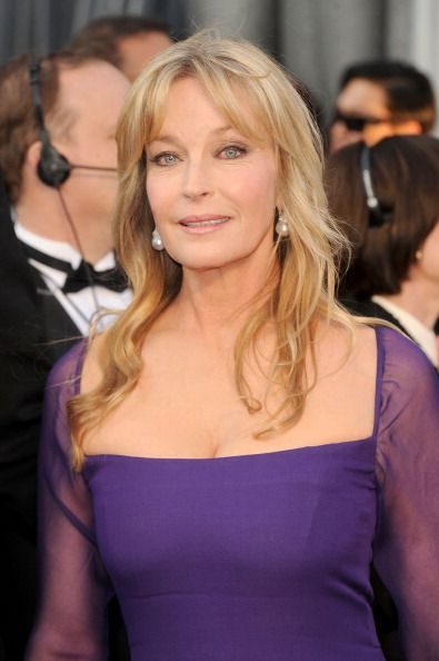 Bo Derek – Now Ben & Keven Kinkirk's Mother   Turning 60 this year, Bo Derek shows us that age is just a number. Still acting and looking beautiful, she has been in a long term partnership with none other than John Corbett, yes that's Aidan from SATC.  84th Annual Academy Awards - Arrivals