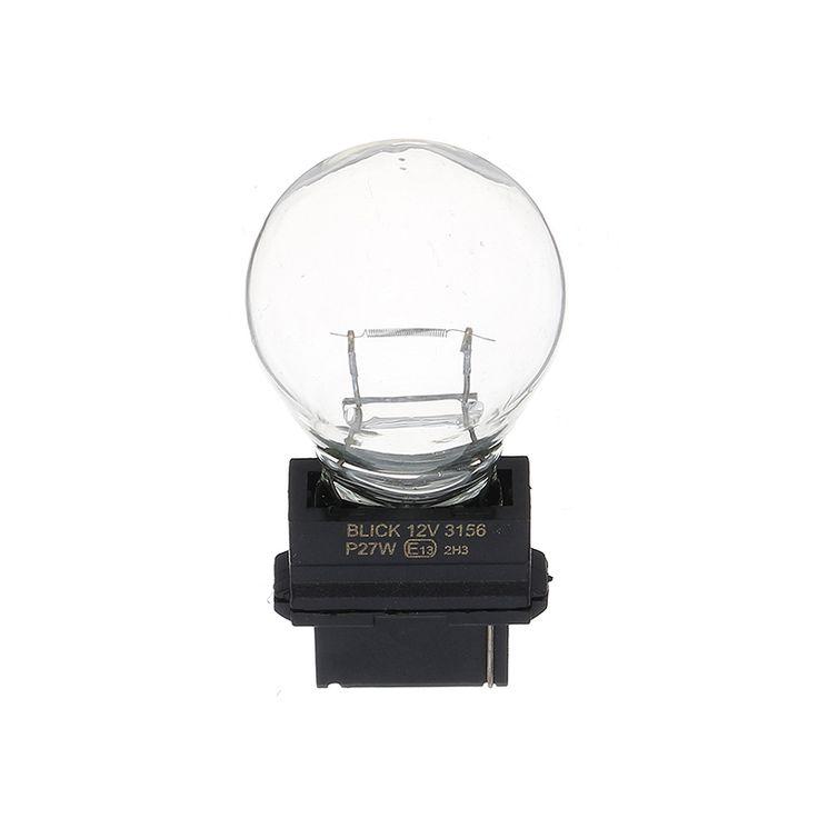 BLICK P27W 3156 12V 27W G25.5 Car Brake Light Halogen Quartz Glass Backup Light Bulb