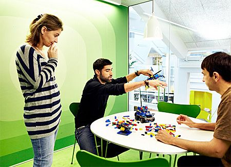 LEGO PMD Office In Billund, Denmark