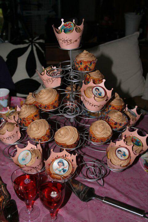 Prinsess muffins