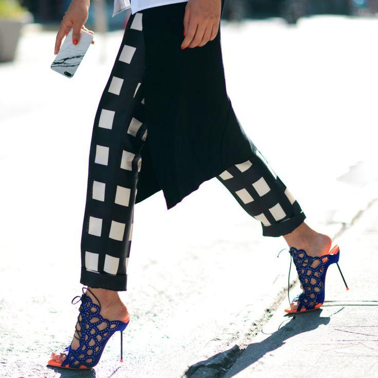 Sophia Webster Heels | Via shinebythree.com Margaret Zhang