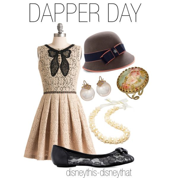Dapper Day, created by disneythis-disneythat on Polyvore