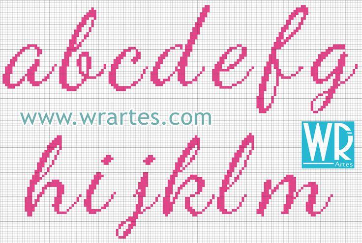 WR Artes (Blog do Wagner Reis): Alfabeto