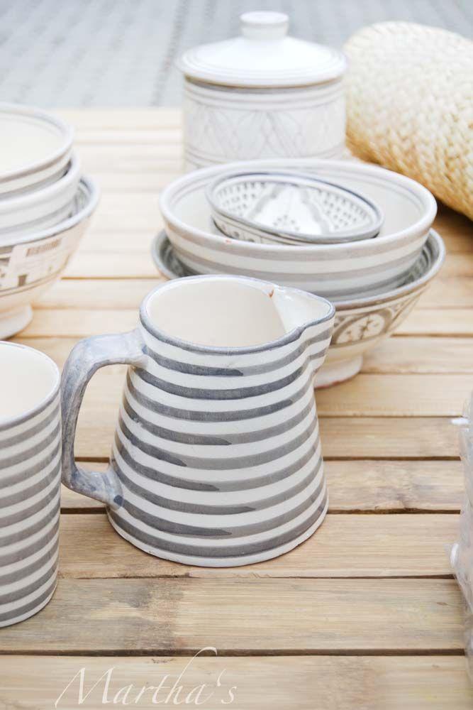 Hand painted ceramics from tinekhome