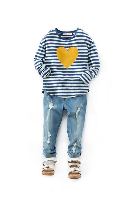 I *so* want this outfit in my size. Country Road Kids, please take note!